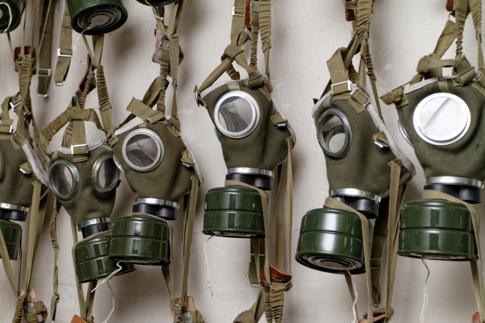 old respirators